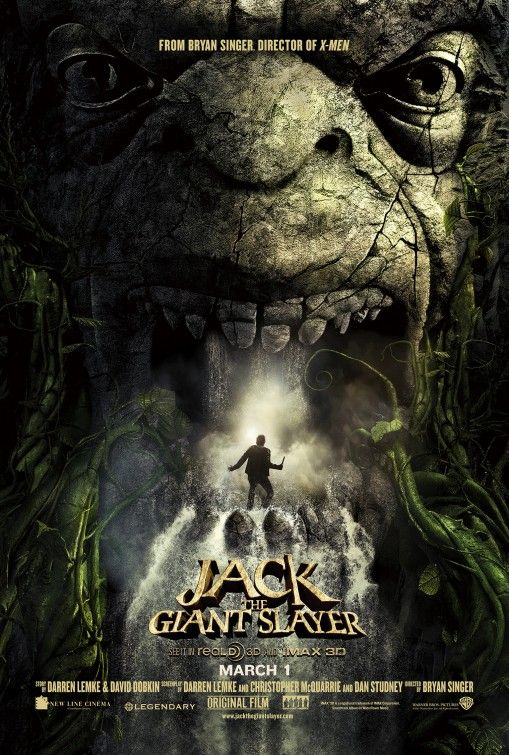 Jack the Giant Slayer - March 2013