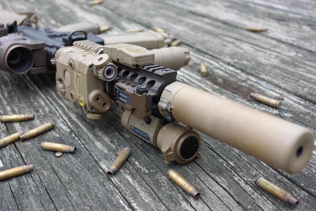 Tactical AR-15/M4/M4A1 Carbine/SBR Aftermarket Accessories for ...