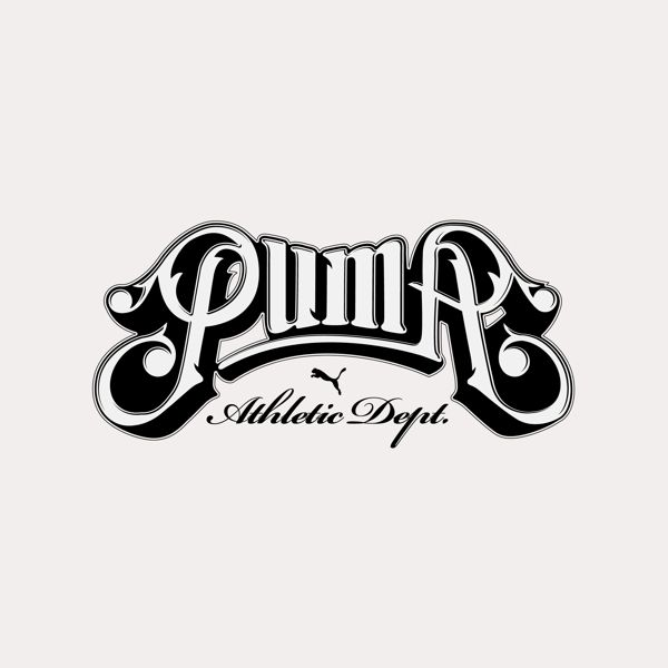 Pin by tisna moenadjat on typography in 2019 logo desing logos typography - Puma logo pictures ...