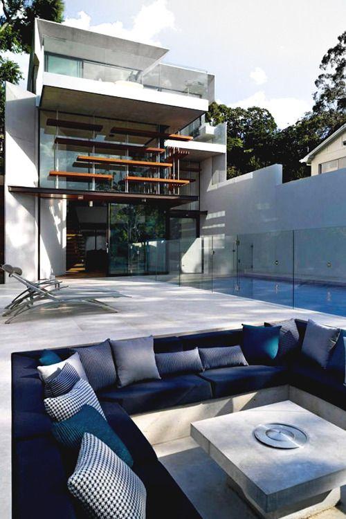 Motivationsforlife:Modern Villa