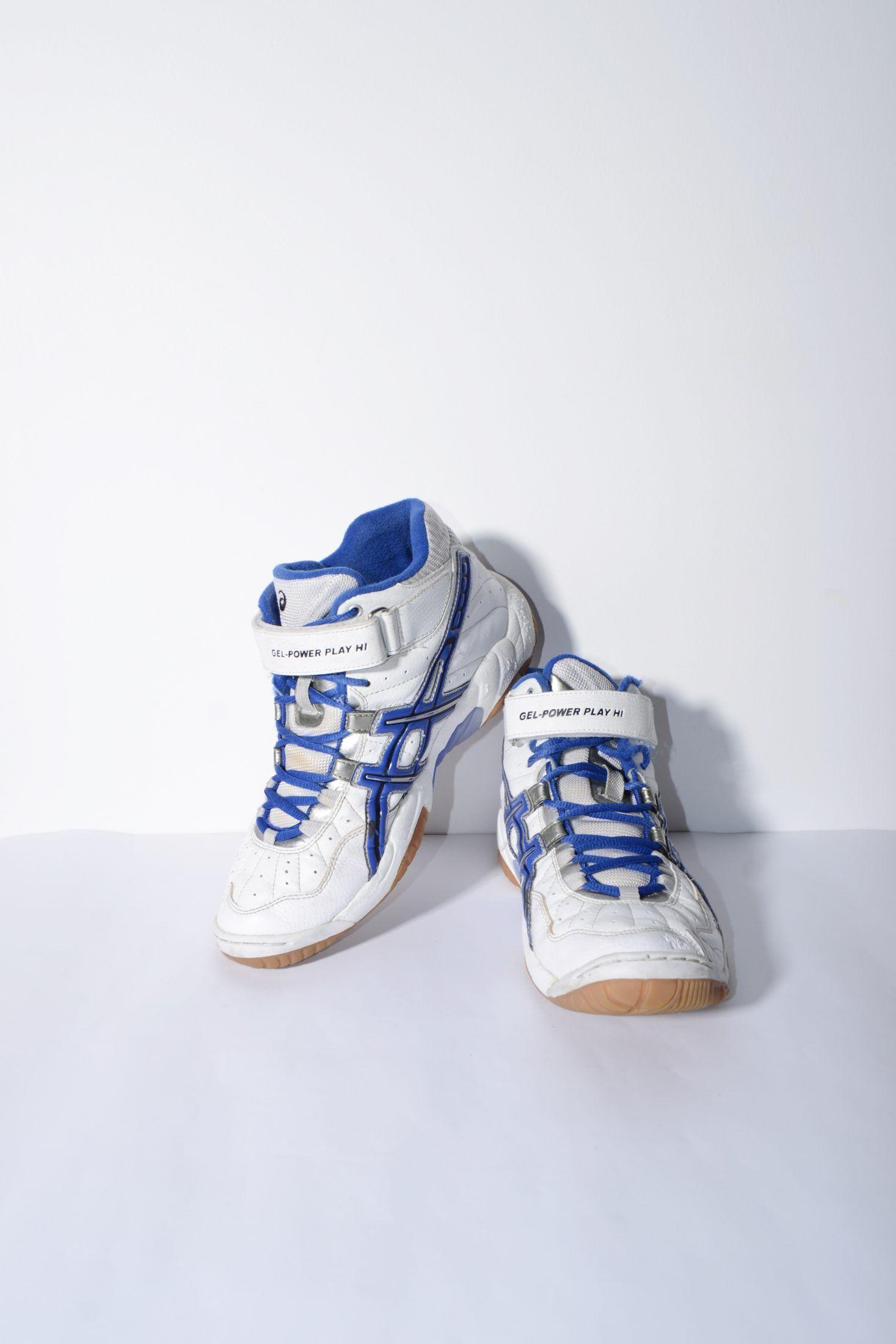 Asics Old School sneaker   Mens high top   Sport shoes men, White ...