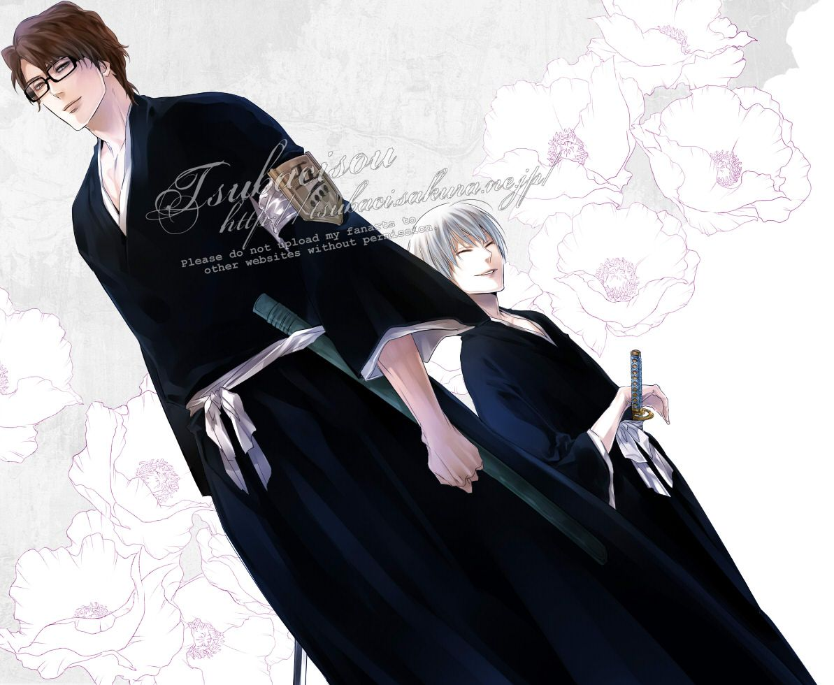 Pinterest Aizen, Anime