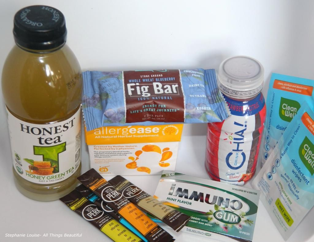 Klutch Club Box for February 2013 featuring Immune Boosting Items!  http://stephanielouiseatb.blogspot.com/2013/03/klutch-club-box-for-february-2013.html    #klutchclub #bbloggers #blogs #foodie #food #review #health #healthy #fitness