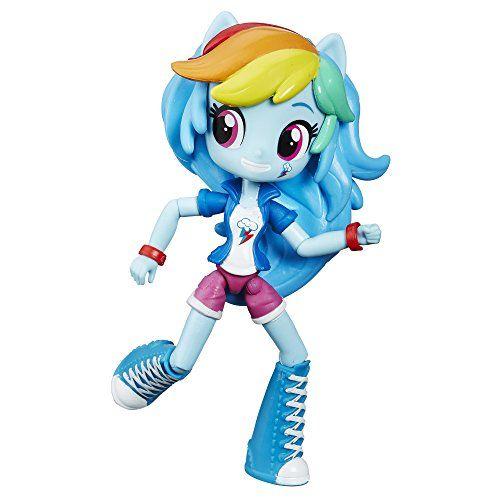 My Little Pony Equestria Girls Rainbow Dash Doll With Guitar