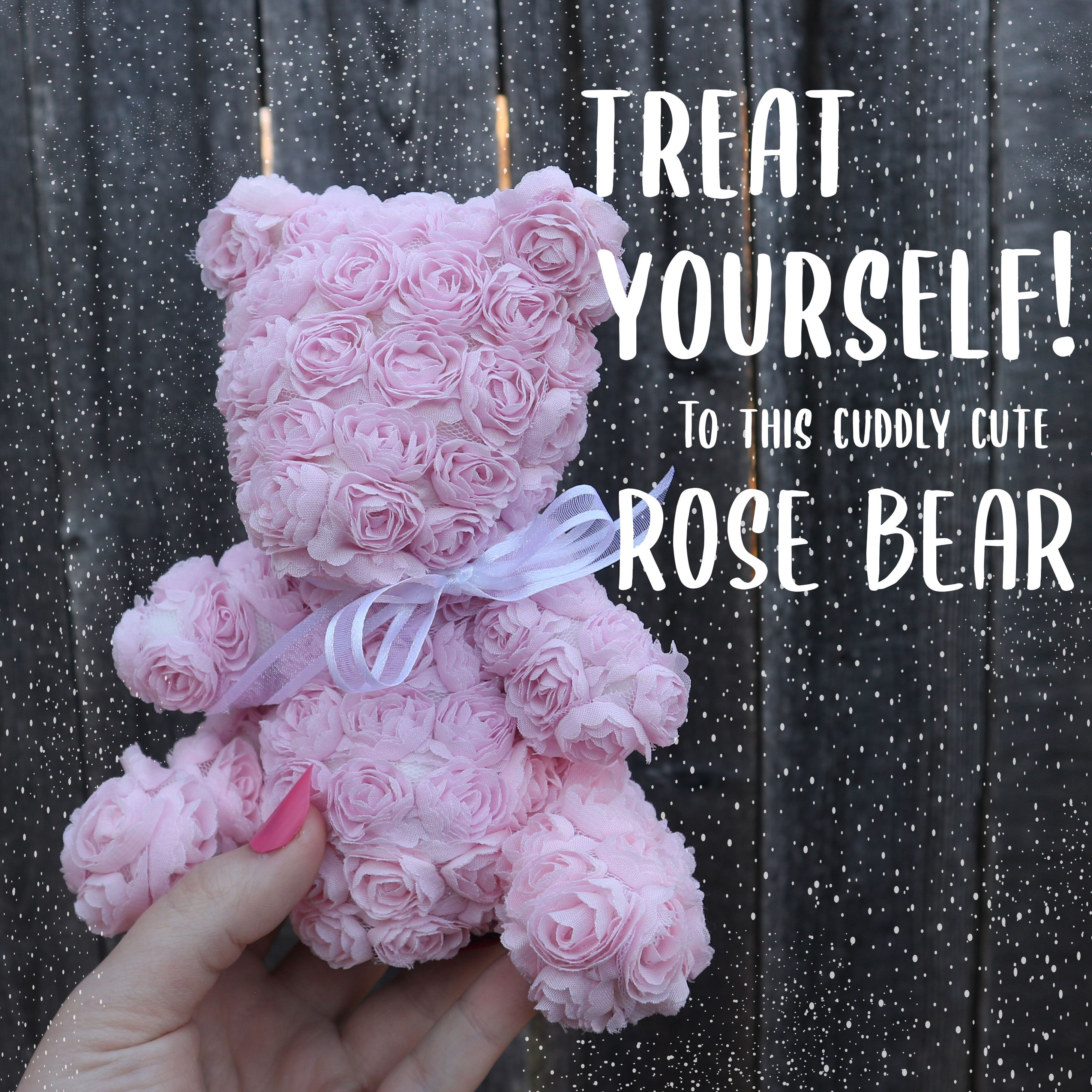 Soft Rose Bear Easter Kid Gifts Easter Basket Easter Etsy In 2020 Easter Gifts For Kids Diy Gifts Just Because Diy Gifts For Girlfriend