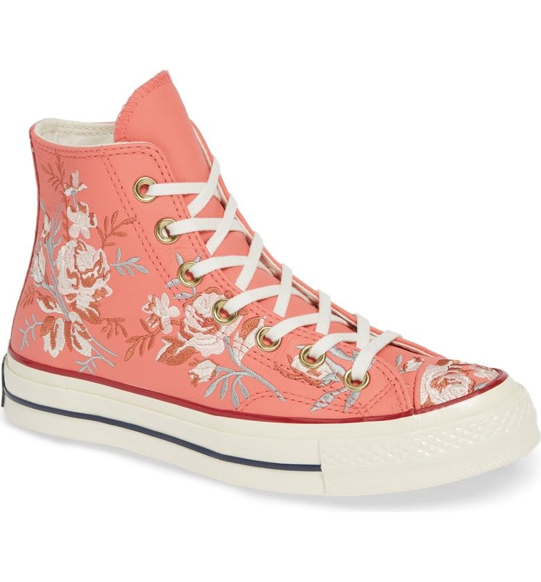 f0591cf7952 Chuck Taylor sup ®  sup  All Star sup ®  sup  Parkway Floral 70 High Top  Sneaker