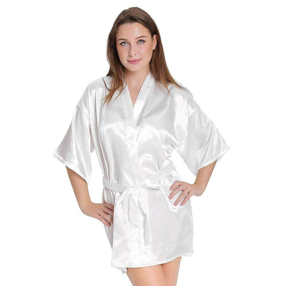 b51b3576bf Bride Night Wedding Robes without Letters in the Back in 2019 ...