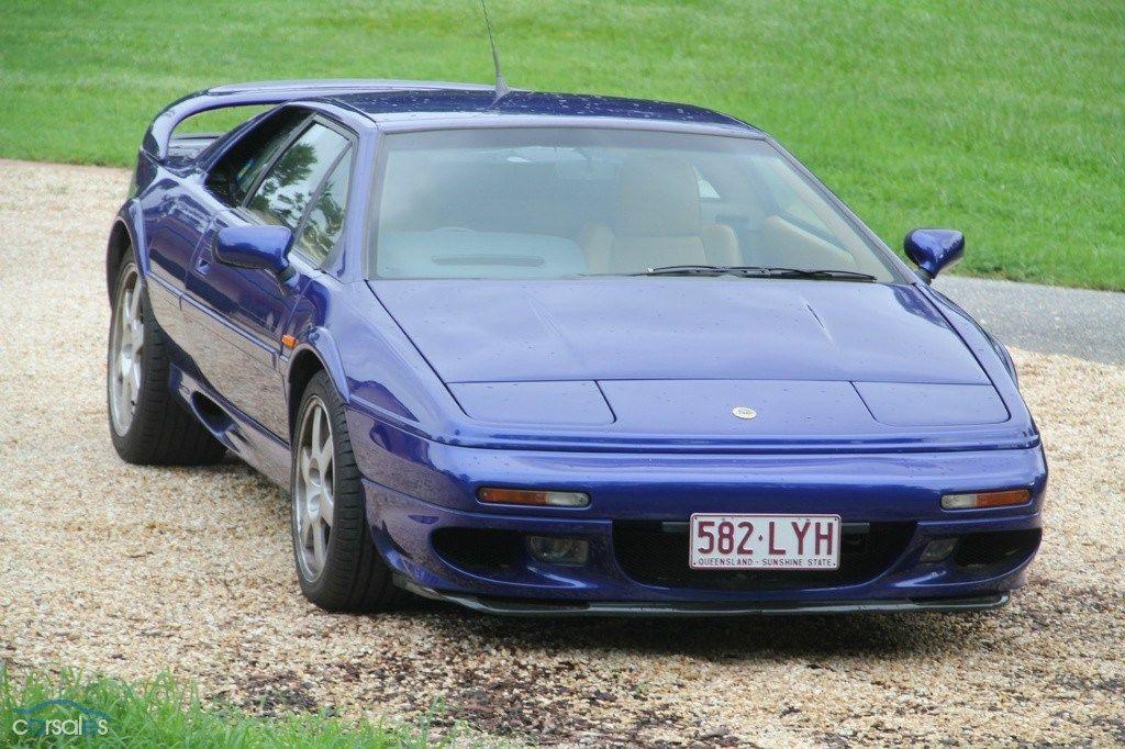 1997 lotus esprit v8 used cars cars for sale lotus esprit