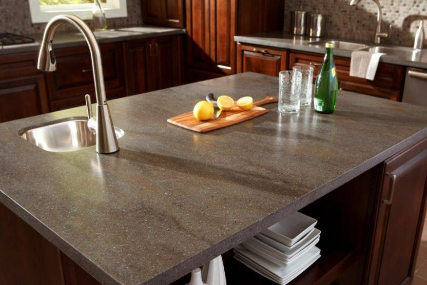 Image Result For Corian Lava Paint Outdoor Kitchen Countertops