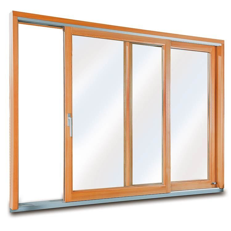 Hebeschiebetür Aus Holz - Profil Classic   Terrassentüren ... Balkonturen Modelle Terrasse Veranda