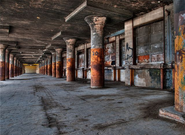 The Old Loading Docks In St Paul Minnesota Photography Location Photography Minneapolis Photography