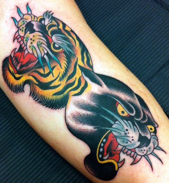 Samuele Briganti   TATTOO   Brother tattoos, Japanese hand ...