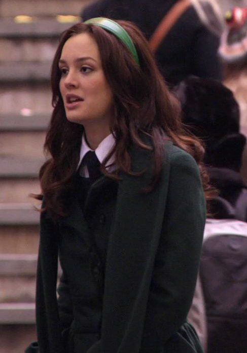 Blair Waldorf (1.13 The Thin Line Between Chuck And Nate)