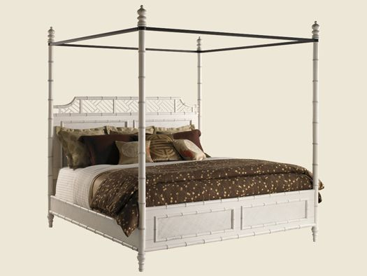 Henry Link Trading Co. - West Indies Bed 5/0 Queen