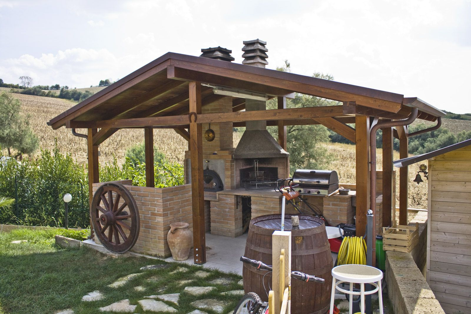 pin by stella hawkins on for the home outdoor kitchen plans outdoor gazebos covered outdoor on outdoor kitchen gazebo ideas id=96459