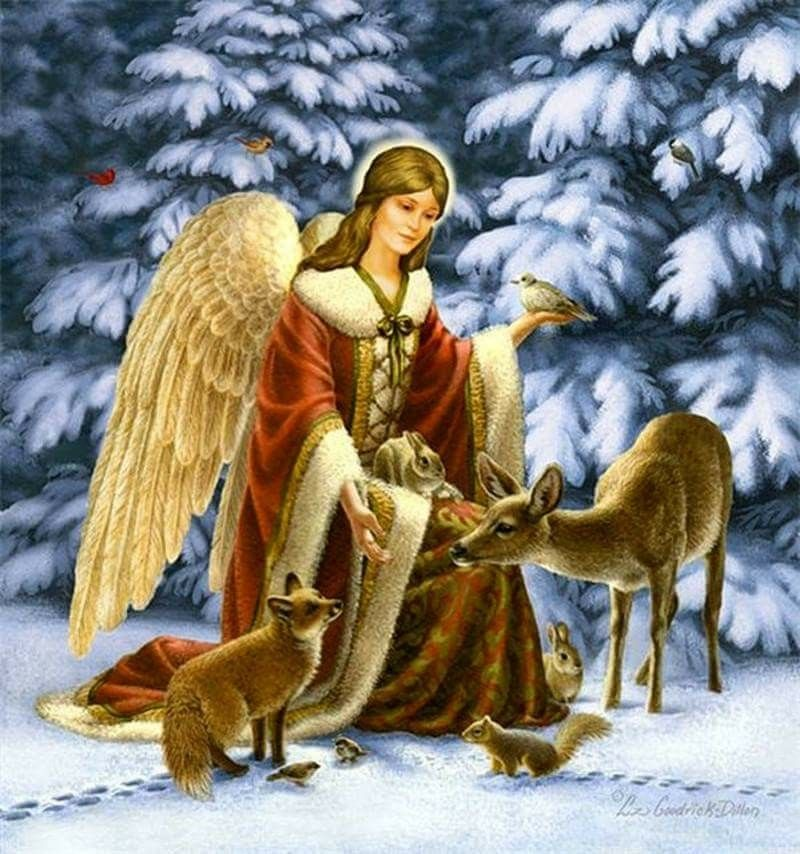 Pin by Cindy Dibert on Angels Christmas angels