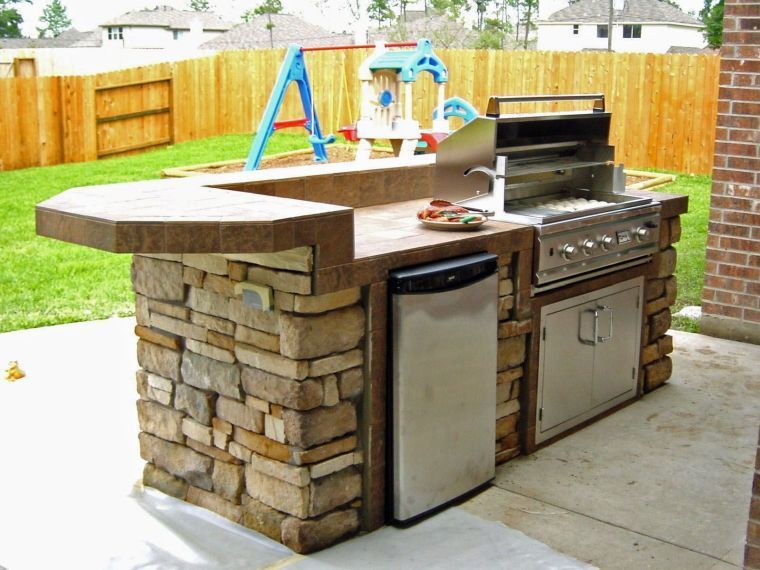 Outdoor Kitchens Make The Most Of Your Garden In 2020 Small Outdoor Kitchens Outdoor Kitchen Outdoor Kitchen Countertops