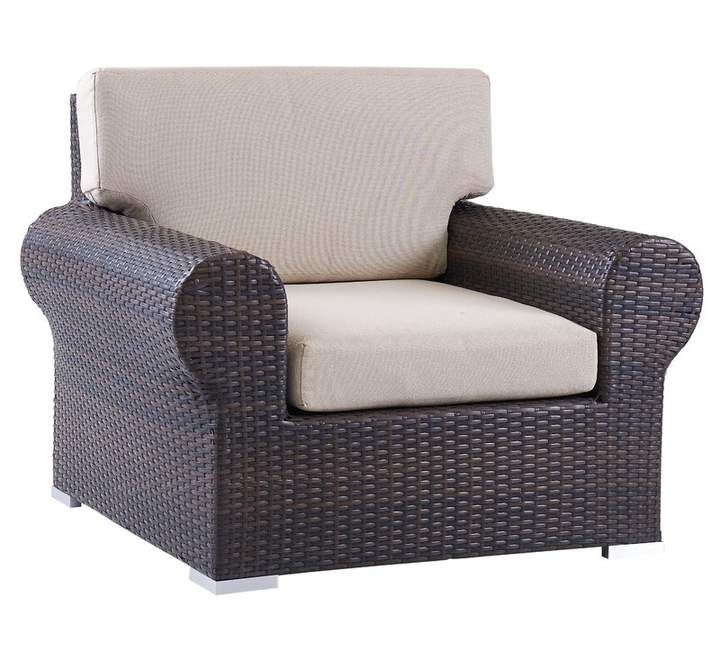 Birch lane heritage brookhaven patio chair with cushion