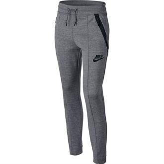 De comfortabele Nike Tech Fleece joggingbroek 806323 063 ...