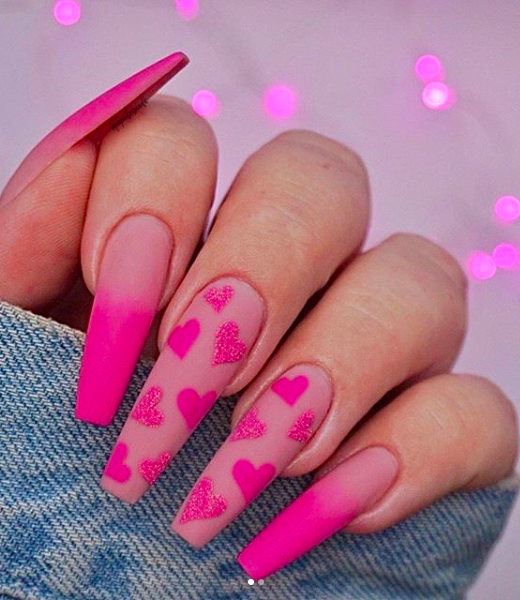 80 Prettiest Coffin Nails for the Beginning of 2020