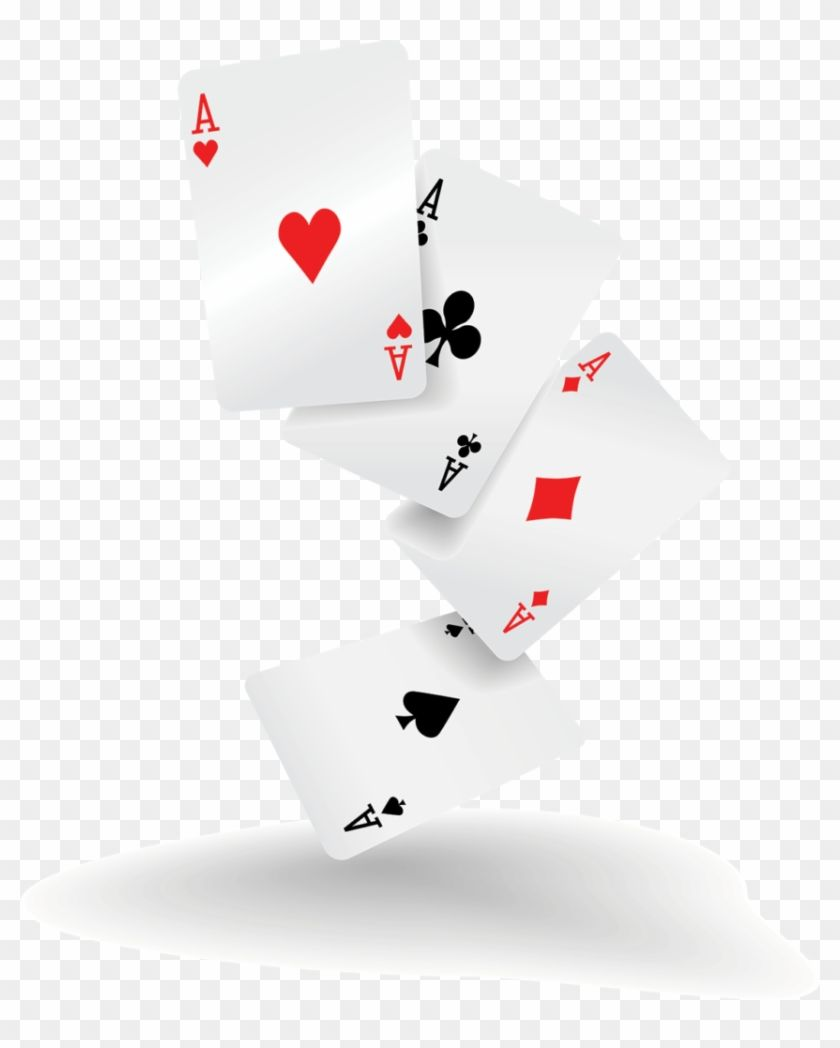 Find Hd Playing Cards Free Png Image Playing Cards Falling Transparent Background Png Download To Searc Playing Cards Art Card Tattoo Designs Playing Cards