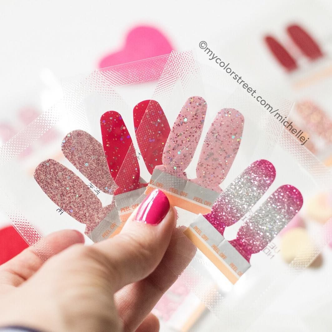 Join the VIP for a FREE SAMPLE of Color Street Nail Polish strips ...