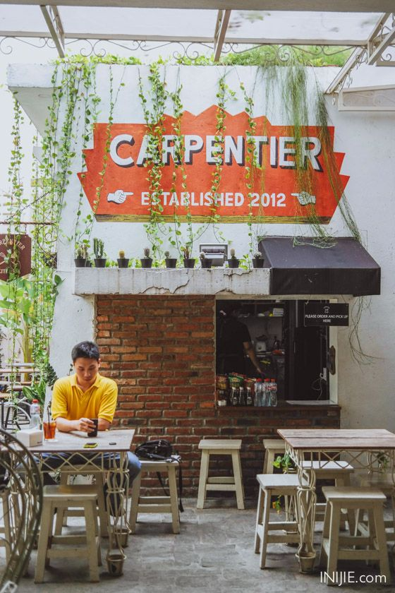 Carpentier Kitchen Where Food Meets Fashion