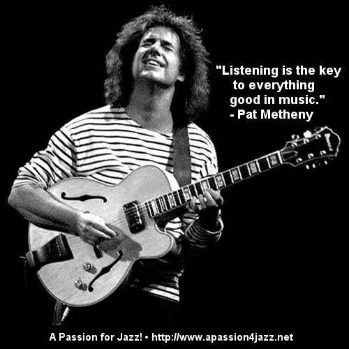 Jazz metheny