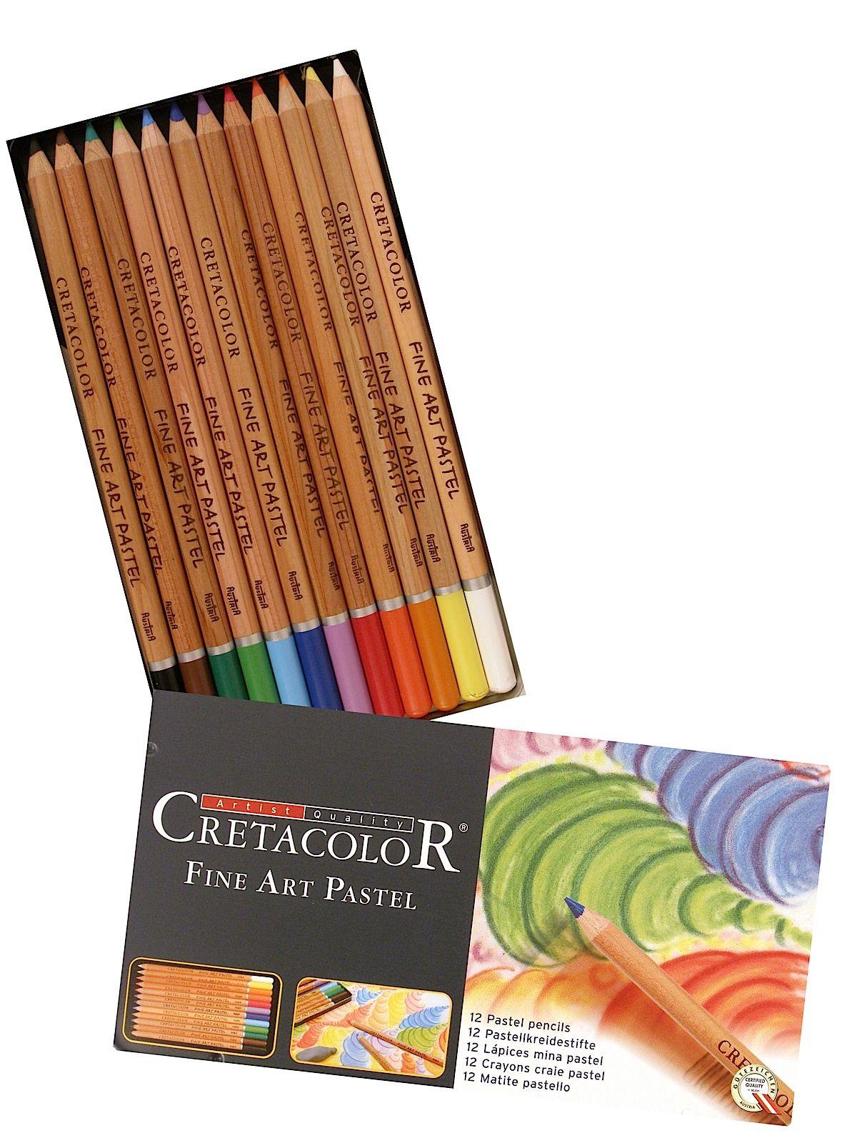 Cretacolor Pastel Pencils Ad Art Crafts Arts Supplies Artist Ad