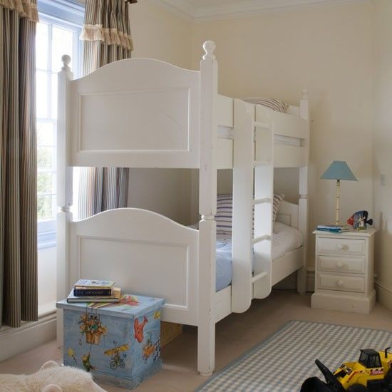 Children\u0027s bedroom with bunk bed Children\u0027s bedroom idea - Childrens Bedroom Ideas