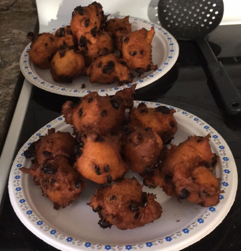 Gluten Free Oliebollen New Years Cookies Portzelky New Years Cookies Gluten Free Gluten Free Flour Blend