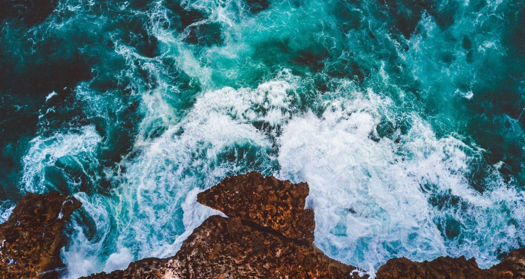 New Findings Suggest That Oceans Can Be Restored By 2050 Ocean Wallpaper Computer Wallpaper Desktop Wallpapers Laptop Wallpaper Desktop Wallpapers