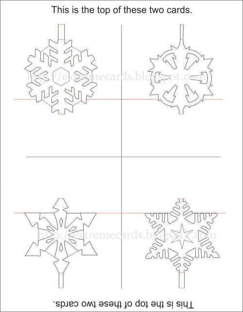 Pin By Anthiga On Pop Up Kirigami Snowflake Cards Paper Crafts Paper Crafts Cards