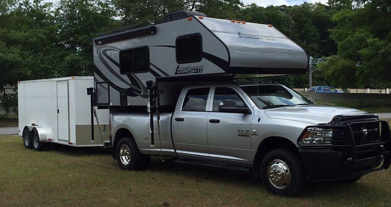 Truck Camper Security Tips Best Truck Camper Truck Camper