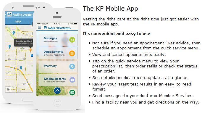 Kaiser App