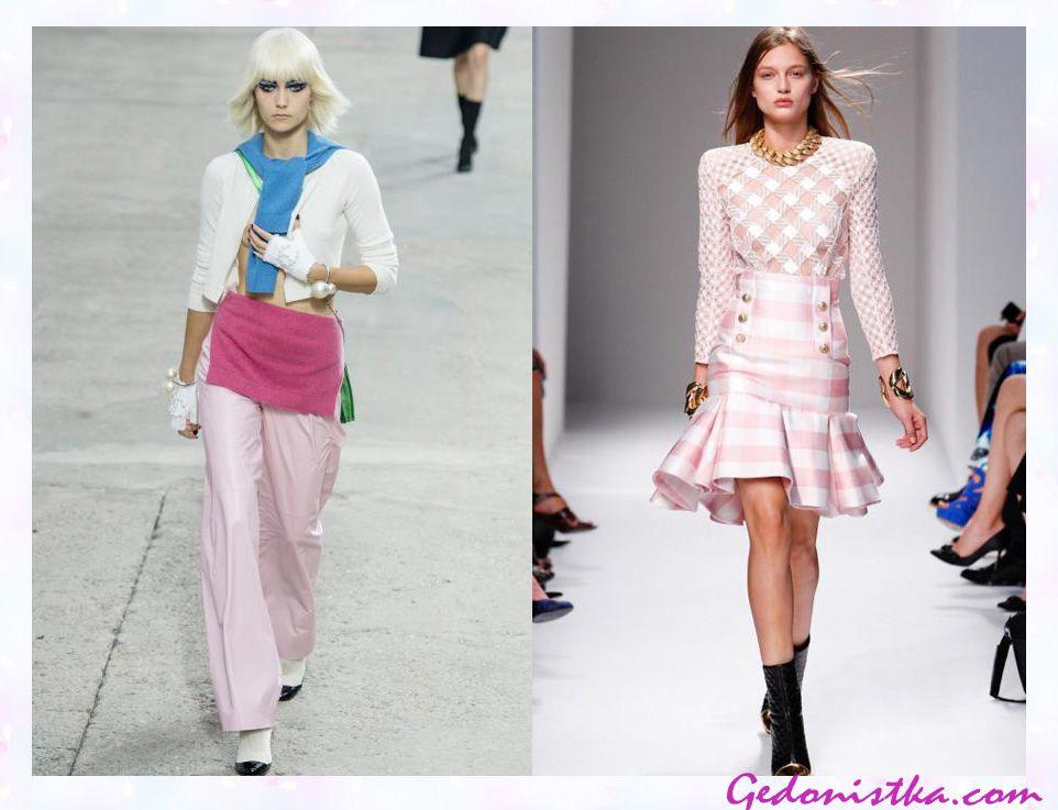 Мода тренды 2014 работа девушке моделью нягань