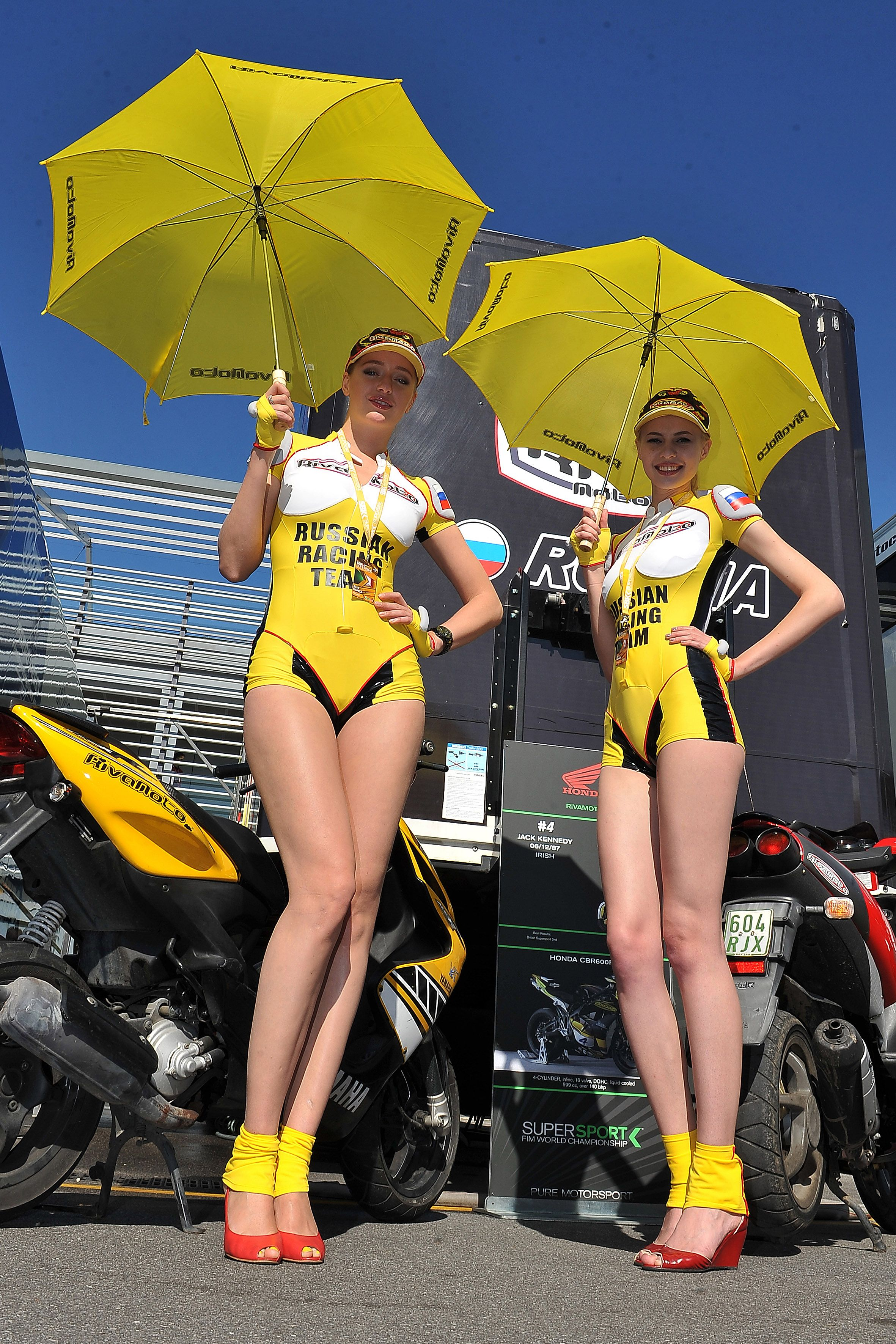 Monza Girl Gridgirl Grid Girl Superbike Krasota Devushek Idei