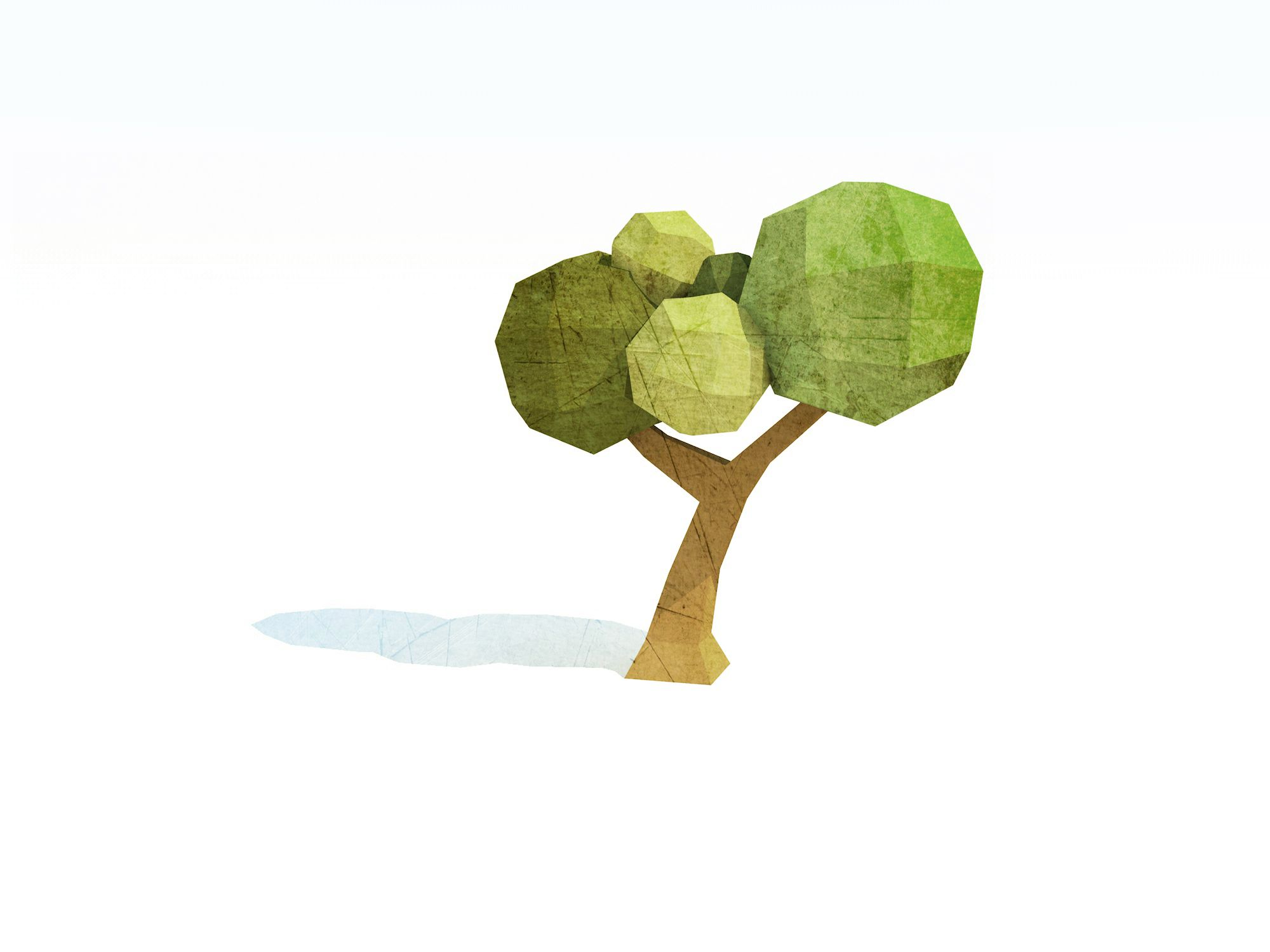 61 best Tree low poly images on Pinterest | Low poly, Game art and ...