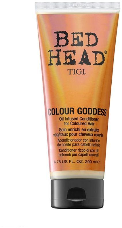 Tigi Bed Head - Colour Goddess - Spülung für gefärbte Haare, 200 ml - Goddess-Pflegespülung