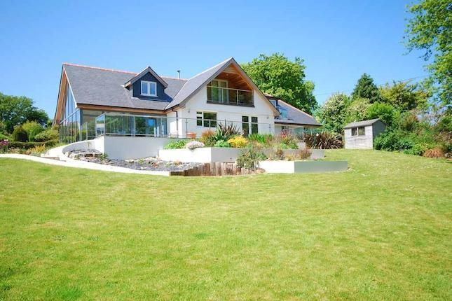 5 Bedroom Detached House For Sale In Feock Churchtown Nr Truro South Cornwall