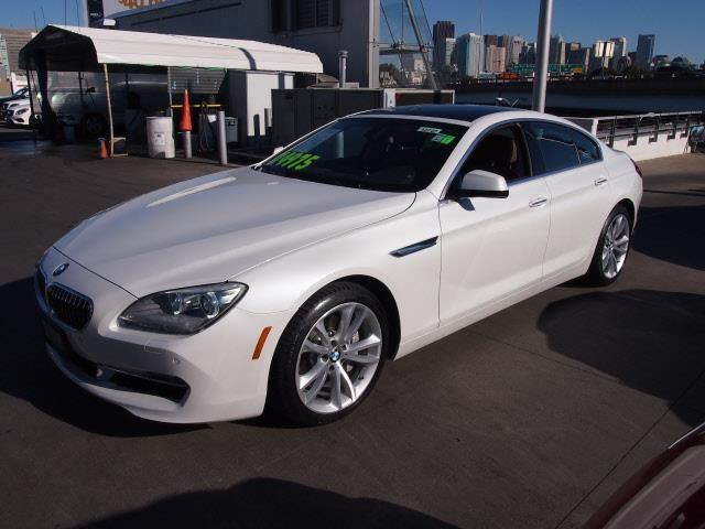 2013 Bmw 6series 640igrancoupe 640i Gran Coupe 4dr Sedan Sedan 4 Doors White For Sale In San Francisco Ca Source Http Ww Bmw For Sale New Cars For Sale Bmw