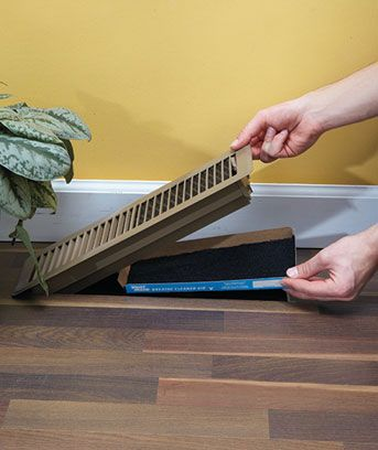 Mold In Ac Vents >> Vent Mate™ Register Filters | Filters, Home improvement ...