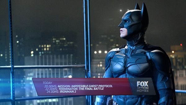 Fox Action Movies Logo