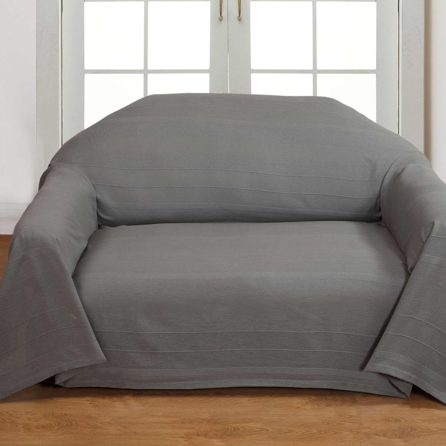 Grey Sofa Throw Covers | Apartment | Grey sofa throw, Sofa throw ...