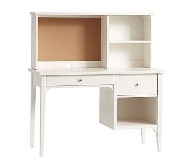 Morgan Storage Hutch, Simply White, Standard UPS Delivery in ...