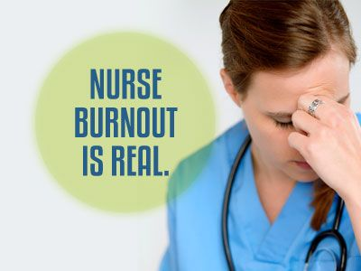 nurse burnout and the work environment Job-related burnout, associated with chaotic, inefficient nurse work environments where nurses have too many patients each to maintain a high level of vigilance in hand hygiene and adherence to sterile technique in their own practices and those of others providing care on their units, is the reason why there is a link between poor staffing.