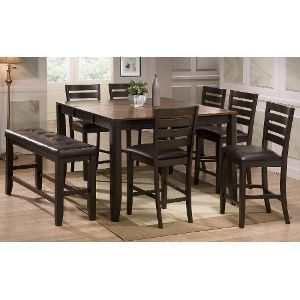 5Pc2728Counter 5Piece Counter Height Dining Set  Someday Amusing Counter Height Kitchen Tables Review