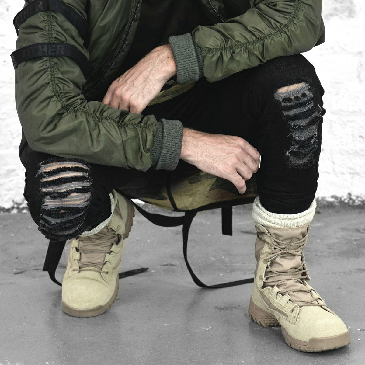 Nike sfb field boot   Boots outfit men