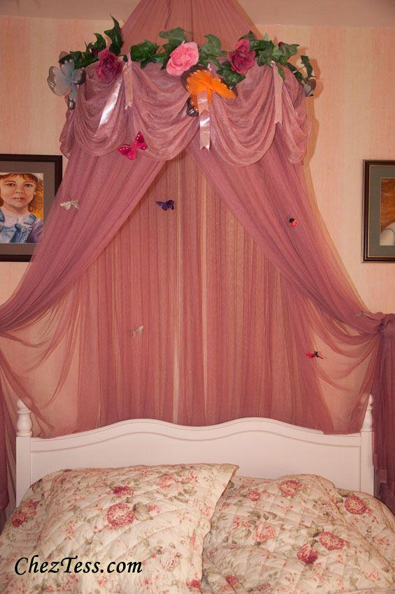 ciel de lit de princesse ciel de lit lit badequin. Black Bedroom Furniture Sets. Home Design Ideas