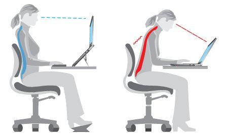 Workplace ergonomics in monmouth county ergonomics for Ergonomia en la oficina
